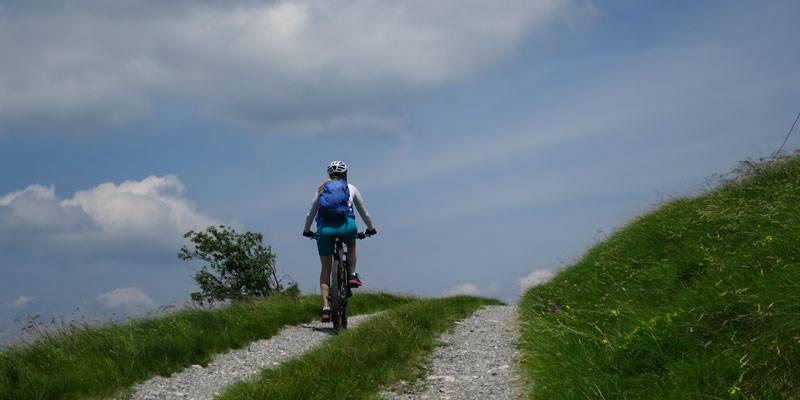 Nanoška Planota (800m)–Izpitna TURA ZA TKV1 – turno kolesarjenje