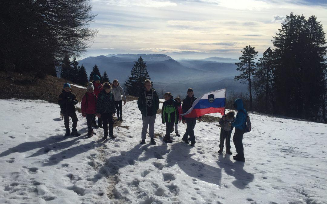 24.ZIMSKI POHOD NA ČAVEN-PREŠERNOV DAN